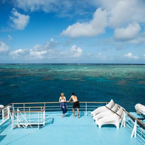 Great Barrier Reef accommodation