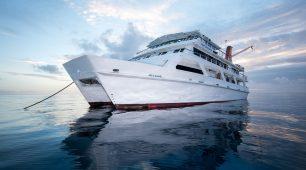 Luxury Liveaboard  Great Barrier Reef
