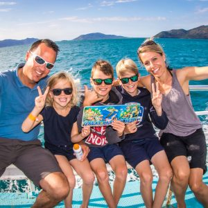 <strong>Family-Friendly Tours</strong>  The Great Barrier Reef is a family-friendly region which offers a wide range of activities that will both excite and educate people of all ages.  There are water, land and rainforest options that can be relatively relaxing or strenuous depending on levels of enthusiasm.  The kids will be excited to check out the mysteries of the ancient Paronella Park near Innisfail, ride horses along the Cape Tribulation Beach, lunch with lorikeets in Port Douglas, do whale watching near Hervey Bay or go snorkelling in the shallows of one of the many islands.  There are dozens of family-friendly tours to choose.