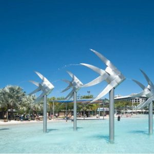Great Barrier Reef Towns