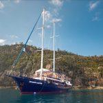 Atlantic Clipper Sailing Whitsundays overnight tours