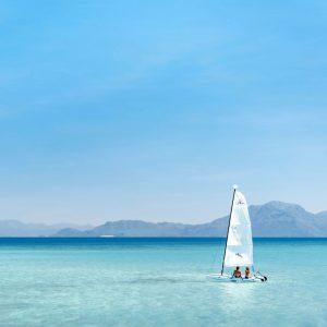 Orpheus Island sailing