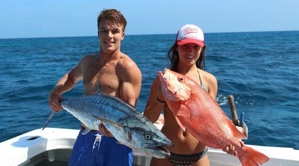 Haggertone Island Fishing