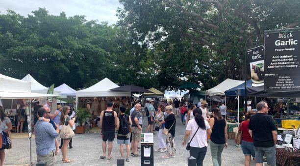 Port Douglas Sunday Markets