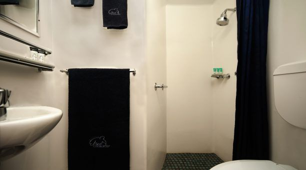 Every room onboard Reef Encounter has it's own ensuite