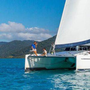 Liveaboard Sailing Whitsunday Getaway