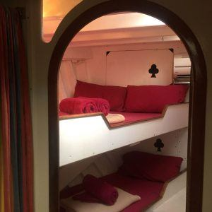 Shared Bunks and Private Rooms available
