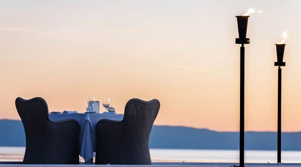 Dining With the Tides Experience