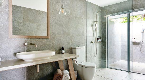 South Room Bathroom